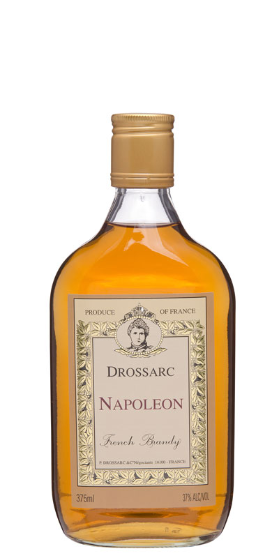 Drossarc Napoleon Brandy 375ml