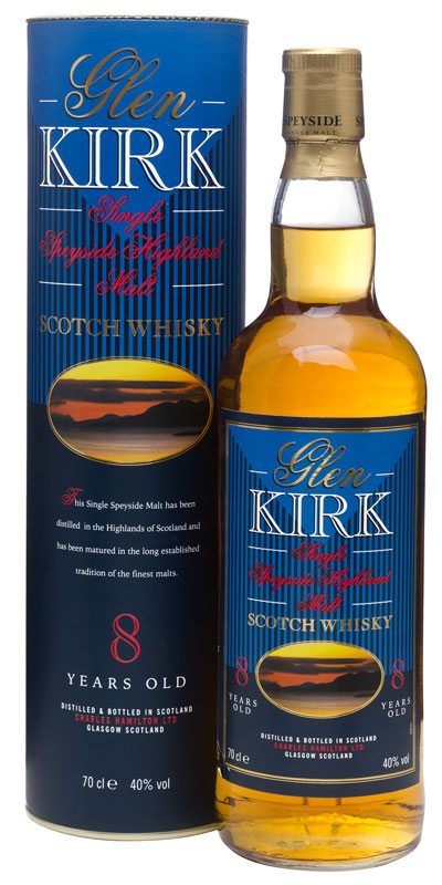 Glen Kirk Single Malt Whisky