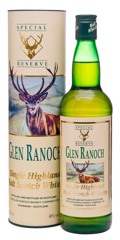 Glen Ranoch Whisky