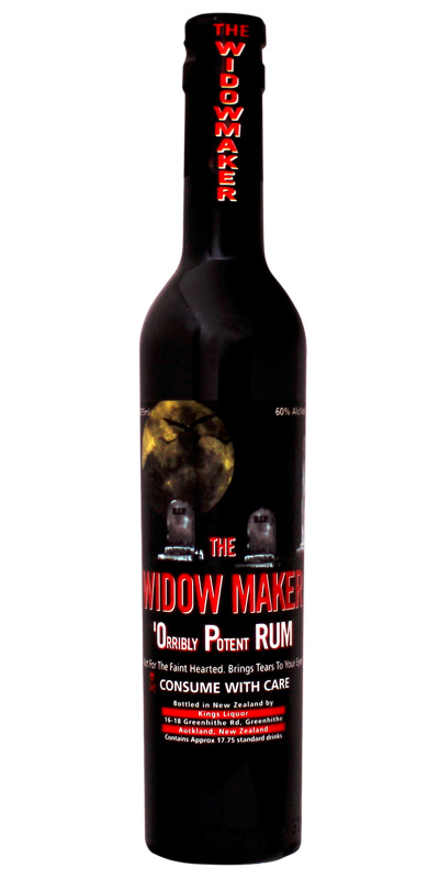 Widowmaker 60% Rum