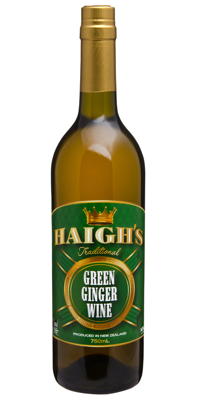 Haigh's Green Ginger Wine