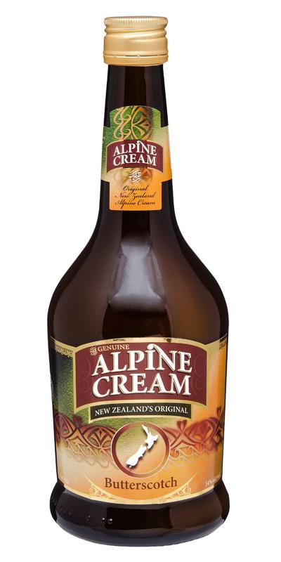 Alpine Butterscotch Cream