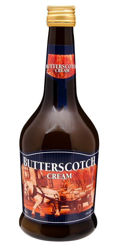 Kings Butterscotch Cream