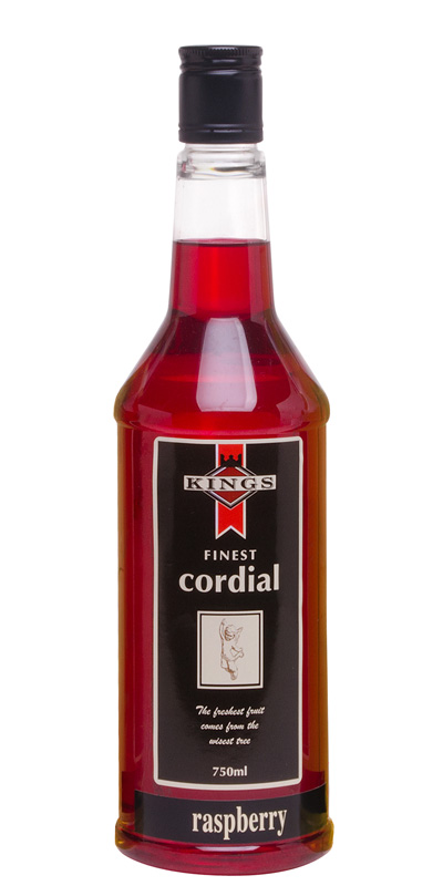 Kings Cordial 750ml Single