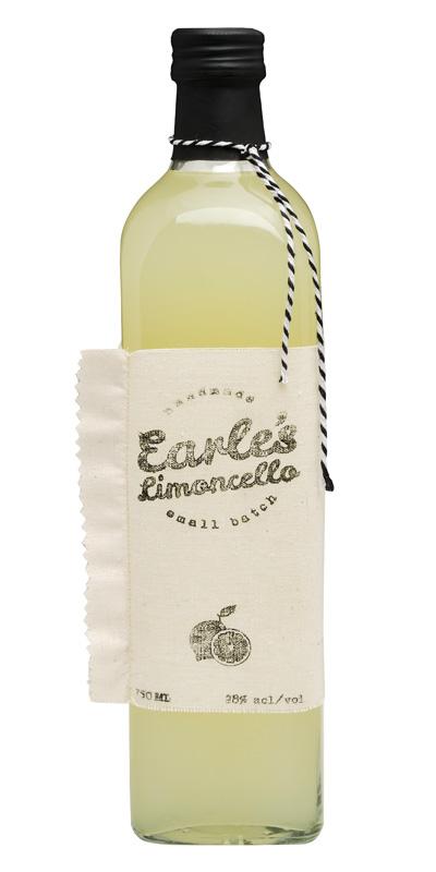 Earles Limoncello 750ml
