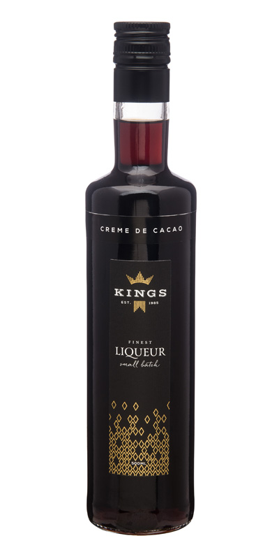 Kings Liqueur Creme De Cacao 500ml