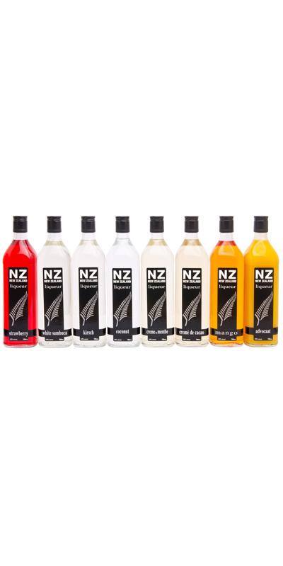 NZ Liqueurs Group A 700ml