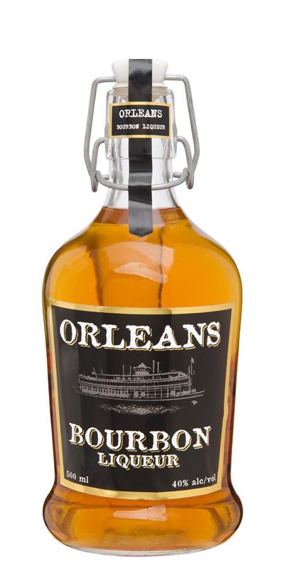 Orleans Bourbon Liqueur 500ml
