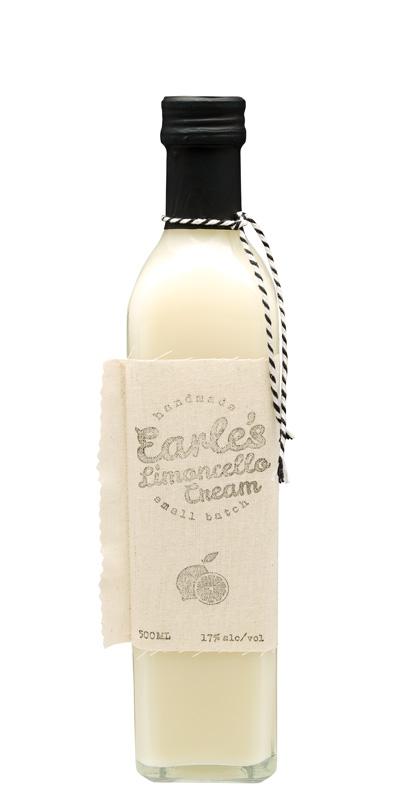 Earle's Limoncello Cream
