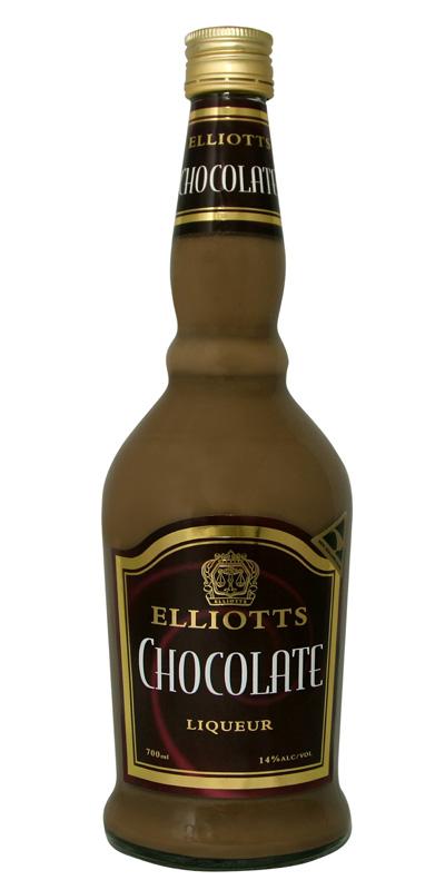 Elliots Chocolate Cream Liqueur
