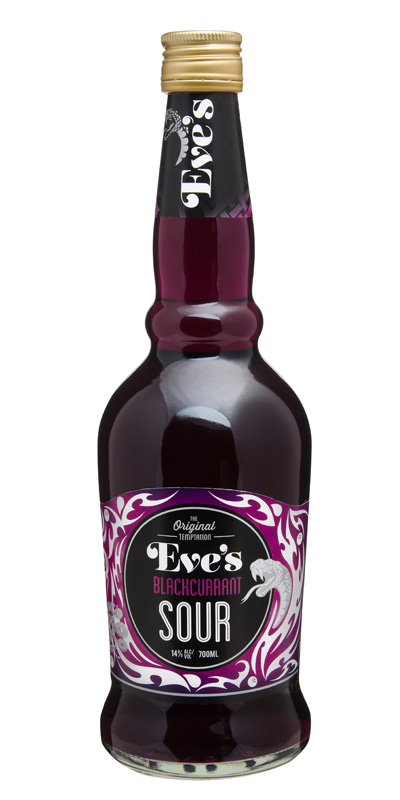 Eves Blackcurrant Sour 700ml