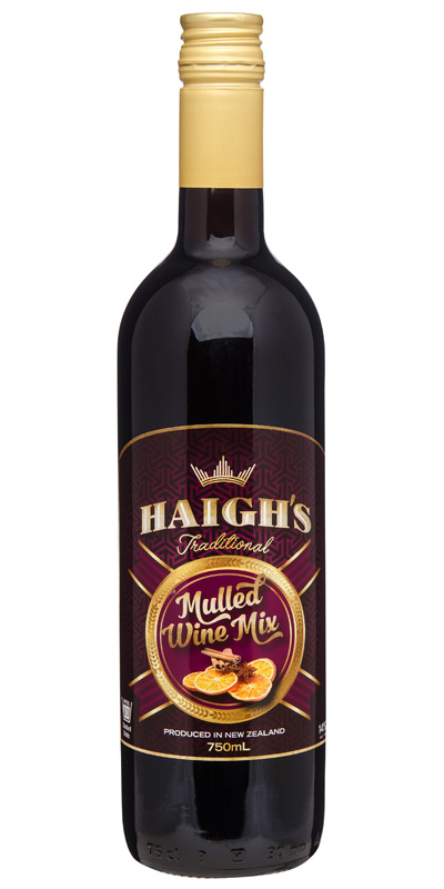 Haighs Mulled Wine 750ml