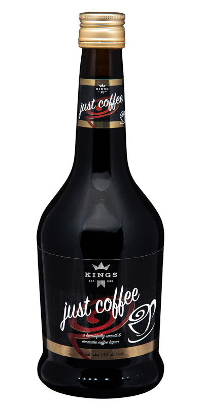 Just Coffee Liqueur 700ml