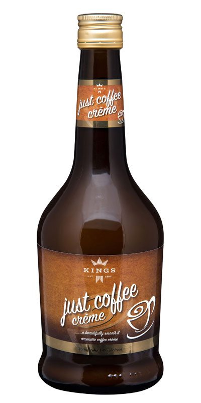 Just Coffee Creme Liqueur 700ml