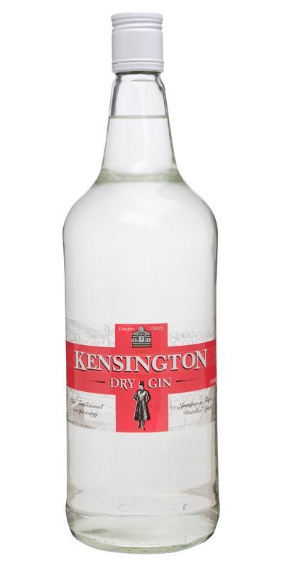 Kensington Dry Gin 1L