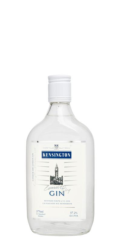 Kensington Dry Gin 375ml