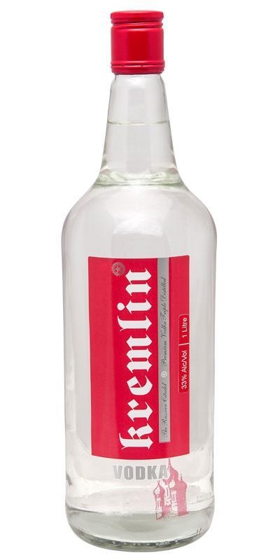 Kremlin Vodka 1L