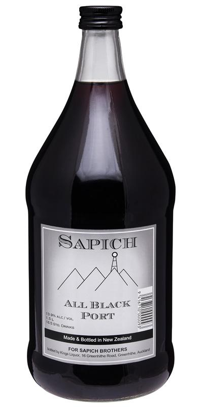 Sapich All Black Port 1500ml