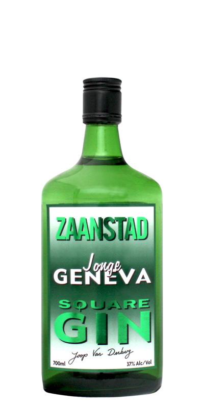 Zaanstad Geneva Square Gin