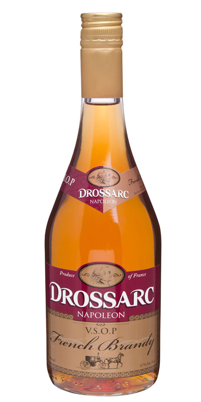 Drossarc Napoleon Brandy 700ml