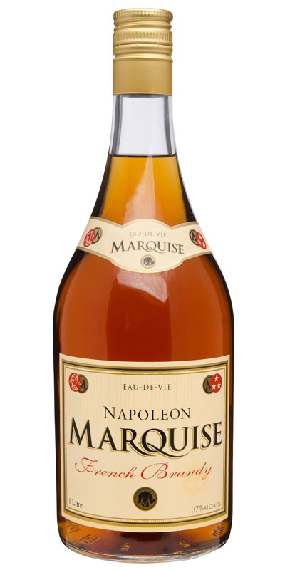 Marquise French Brandy 1000ml