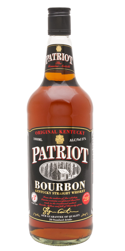 Patriot Bourbon 1L